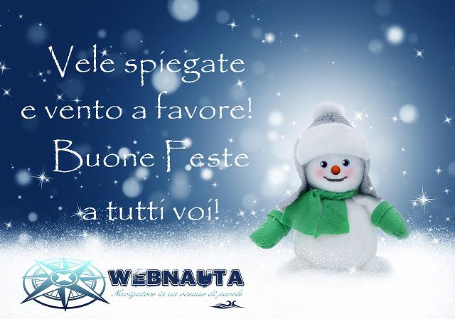 Buone Feste da webnauta
