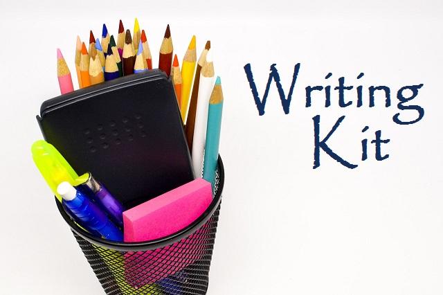 Writing Kit per la scrittura