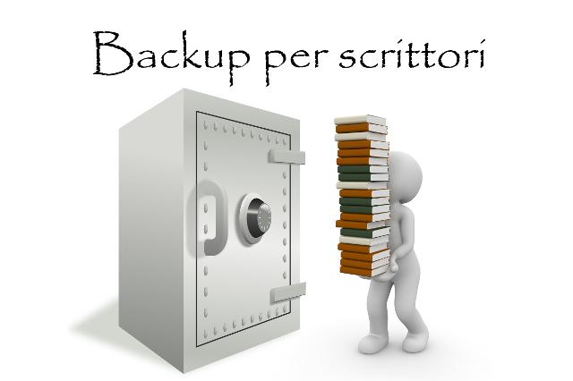 Backup per scrittori