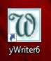 yWriter6 - Desktop Icon
