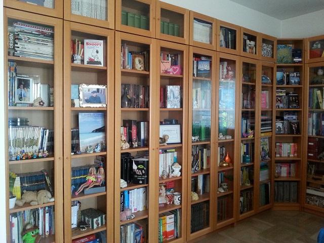 La mia libreria