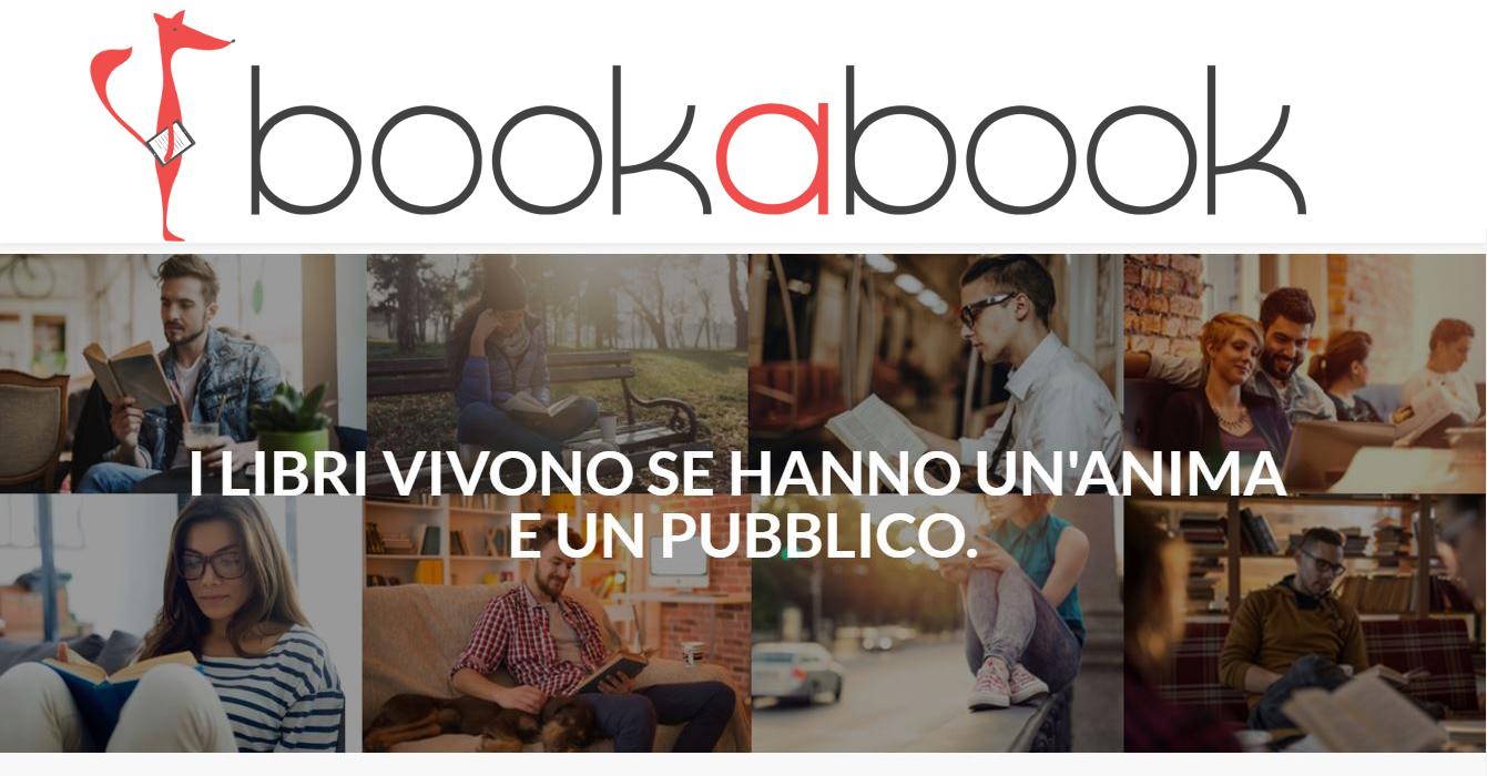 BookABook, il primo crowdfunding dei libri italiano