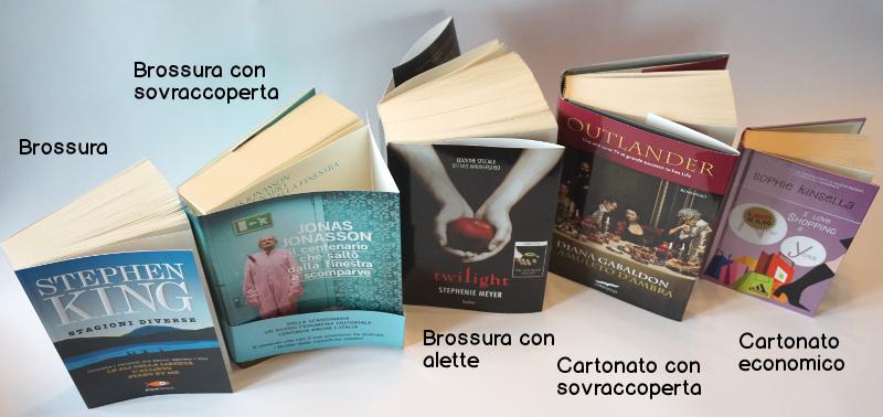 libro cartonati
