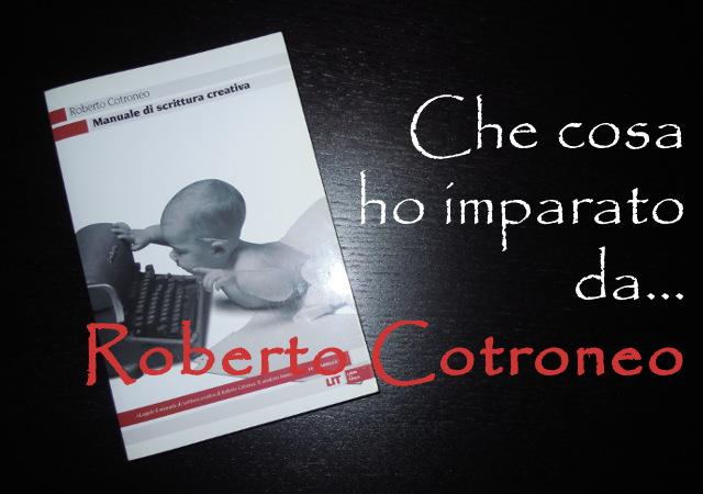 Manuale di scrittura creativa per principianti di Roberto Cotroneo