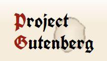 Leggere gratis (o quasi): Project Gutenberg