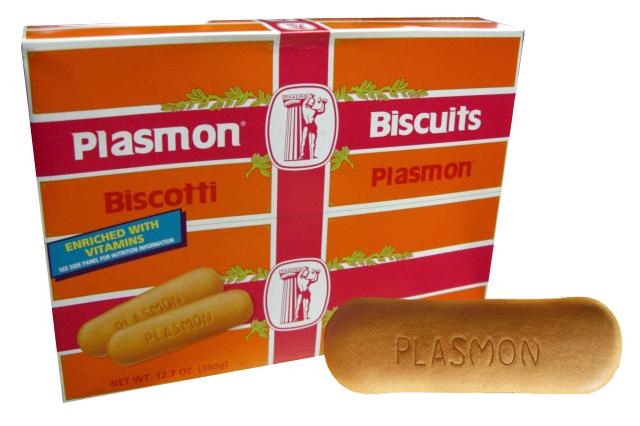Plasmon biscotti