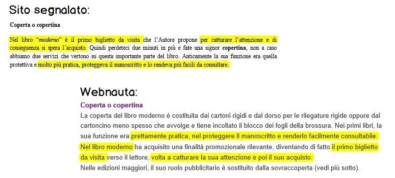 Plagio - confronto3