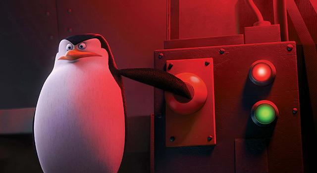 Allerta plagio - I pinguini di Madagascar