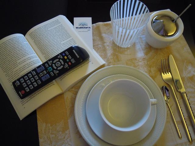 Leggere 200 libri in un anno: a colazione