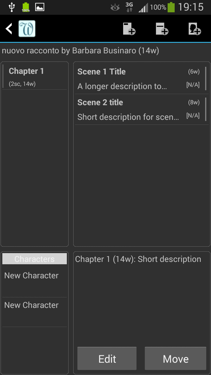 yWriter6 - New3_editor