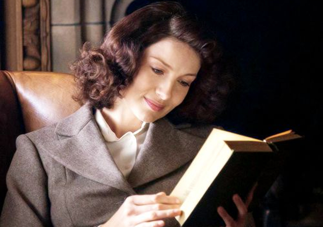 Il pregiudizio del lettore rispetto ai libri di Outlander - Starz (c)