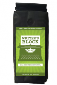 Il blocco dello scrittore, il caffè