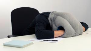 Il blocco dello scrittore, il cuscino concentra-idee