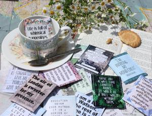 Il blocco dello scrittore, il tè