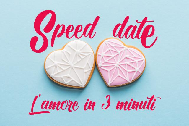 Speed Date. L'amore in 3 minuti - Un racconto per San Valentino