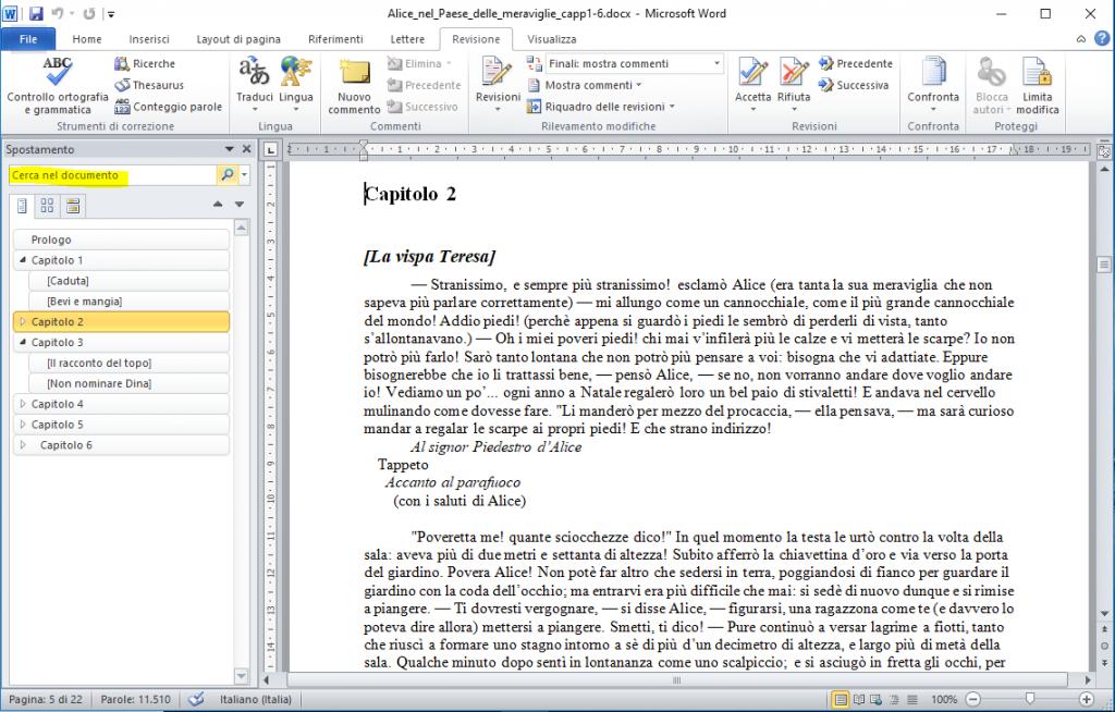 Office2010 - Cerca