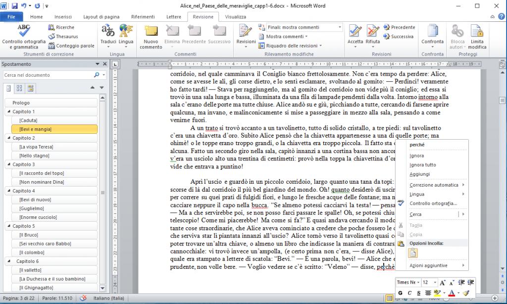 Office2010 - Correttore Ortografico