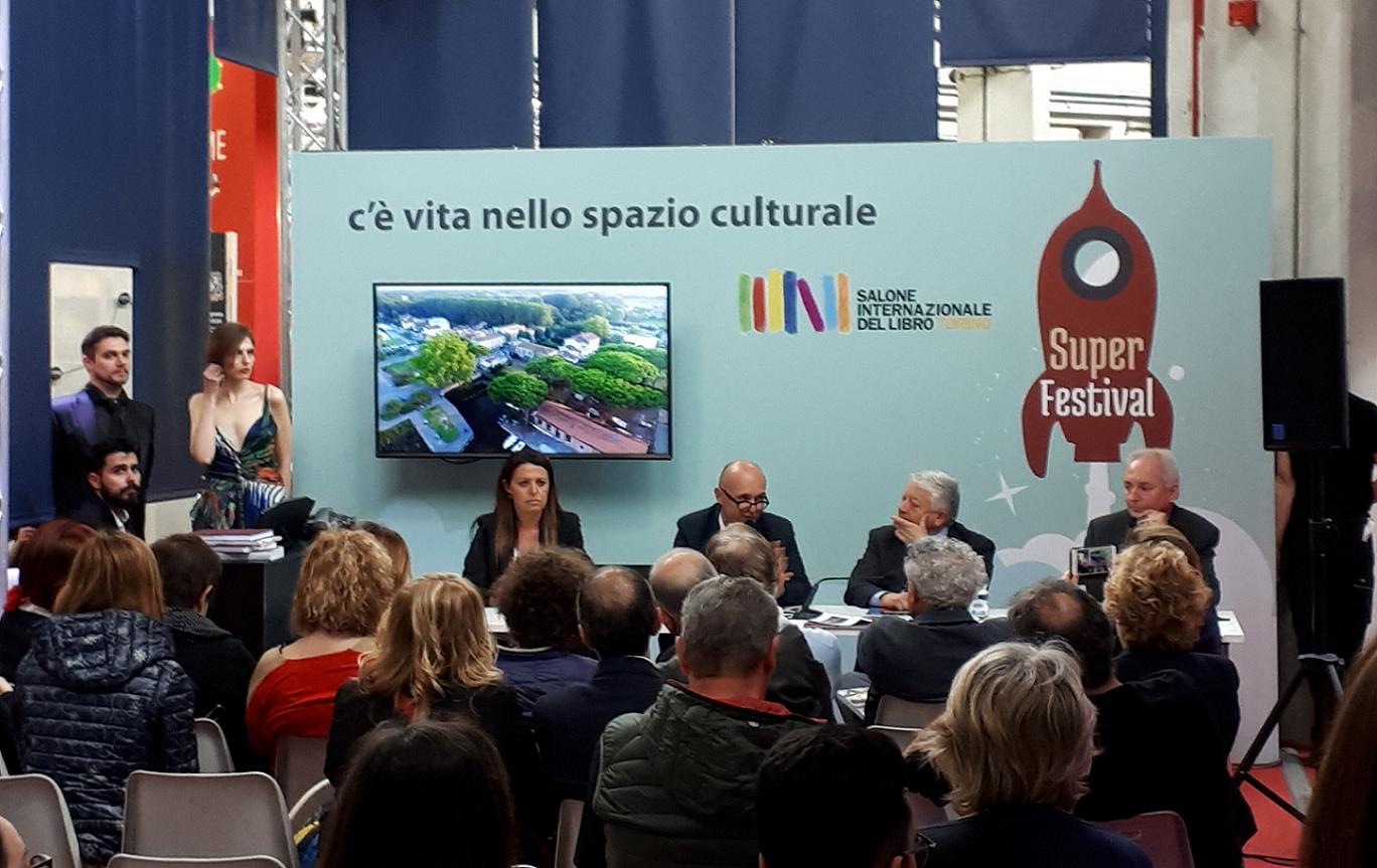 Salone del Libro di Torino 2018 - Alfonso Signorini