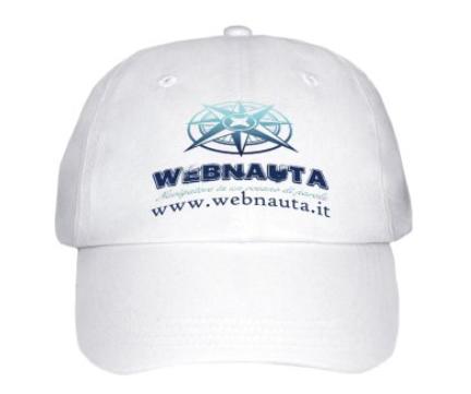 Racconti da spiaggia - Terzo premio: cappellino webnauta