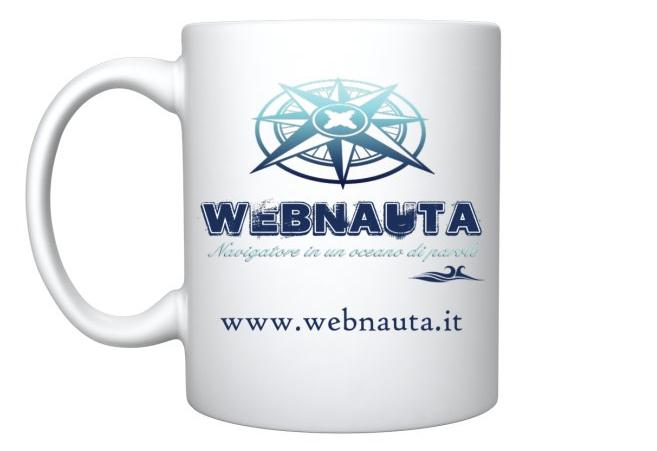 Racconti da spiaggia - Secondo premio: tazza webnauta
