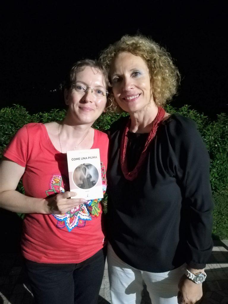 Scrivere dall'isola d'Elba: io e Rosalia Pucci