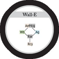 Molecola Wall-E