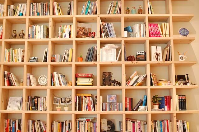 Organizzare la libreria: qualche idea