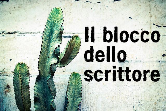 Il blocco dello scrittore, una questione spinosa