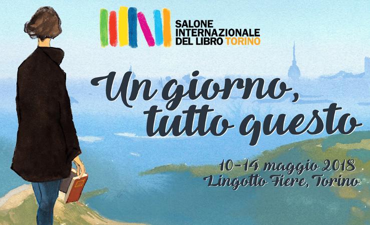 Salone del Libro di Torino 2018 - locandina
