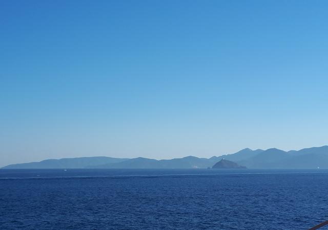 Scrivere dall'isola d'Elba: ispirazione o distrazione?