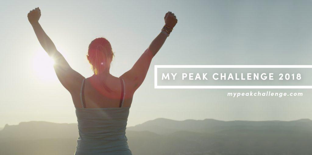 My Peak Challenge 2018