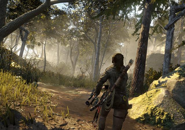 Guerra di muscoli: Rise of Tomb Raider