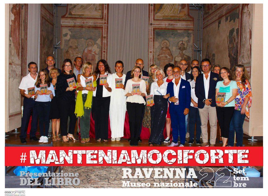 #ManteniamociForte al Museo Nazionale Ravenna