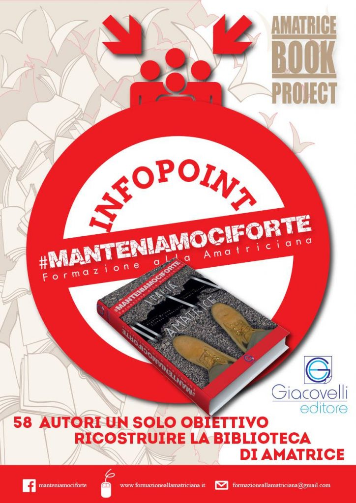 #ManteniamociForte Infopoint