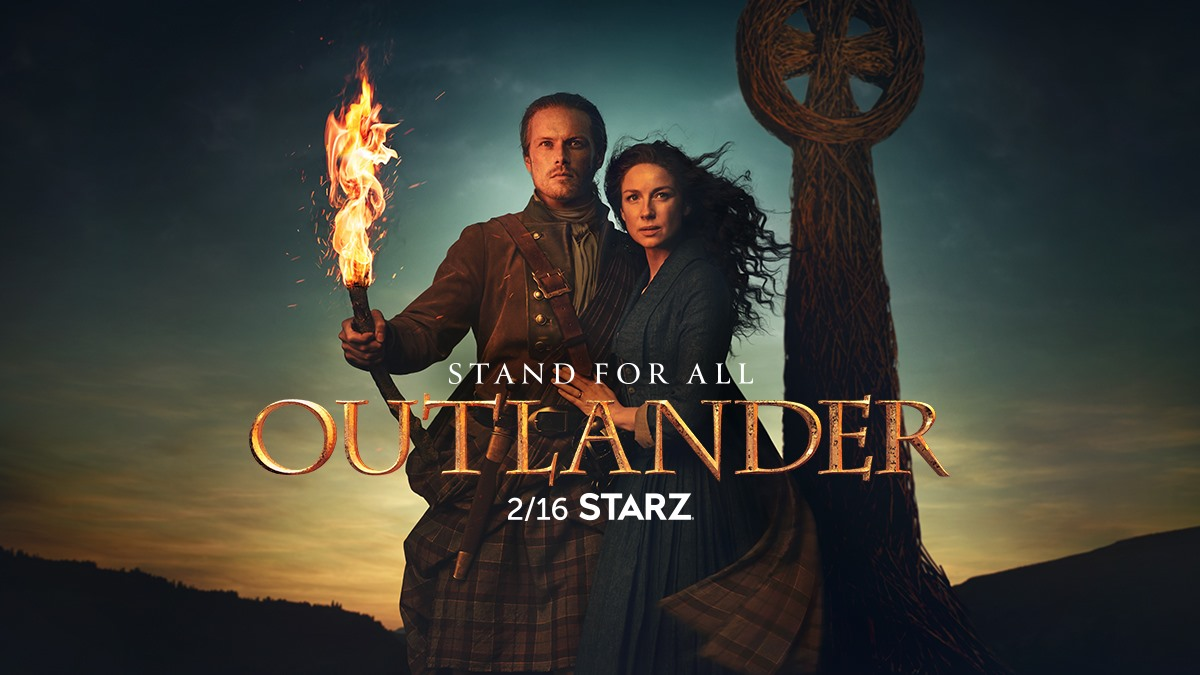 Outlander season5 - Stand for all