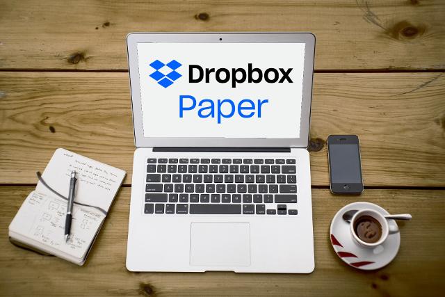 Scrivere un libro con Dropbox Paper