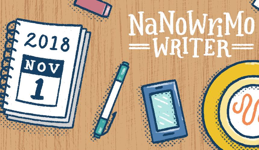 NaNoWriMo 2018 - prima settimana