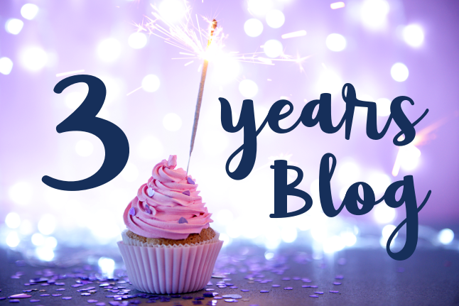 Buon compleanno webnauta! Tre anni di blog