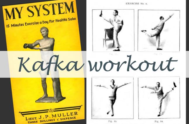 Kafka workout - In palestra con Kafka e il My System di Müller