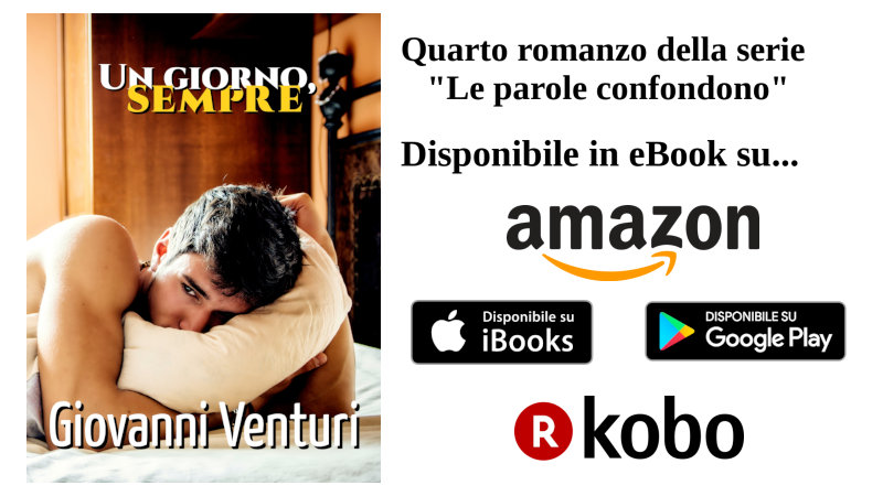 Un giorno, sempre di Giovanni Venturi disponibile in ebook