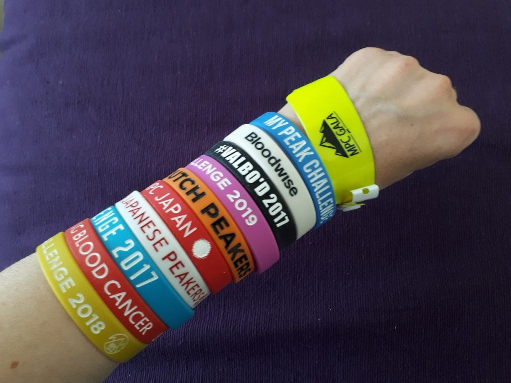 MPC Gala 2019 all bracelets