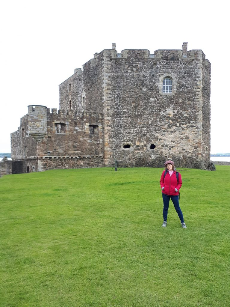Outlander Tour - Blackness Castle