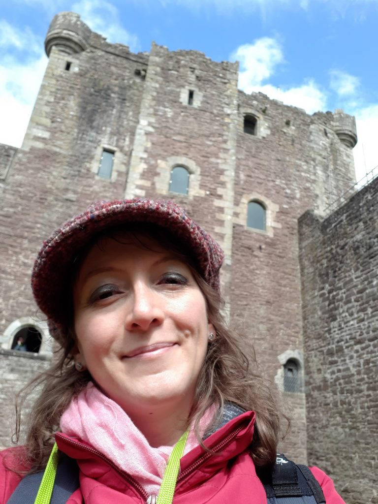Outlander Tour - Doune Castle