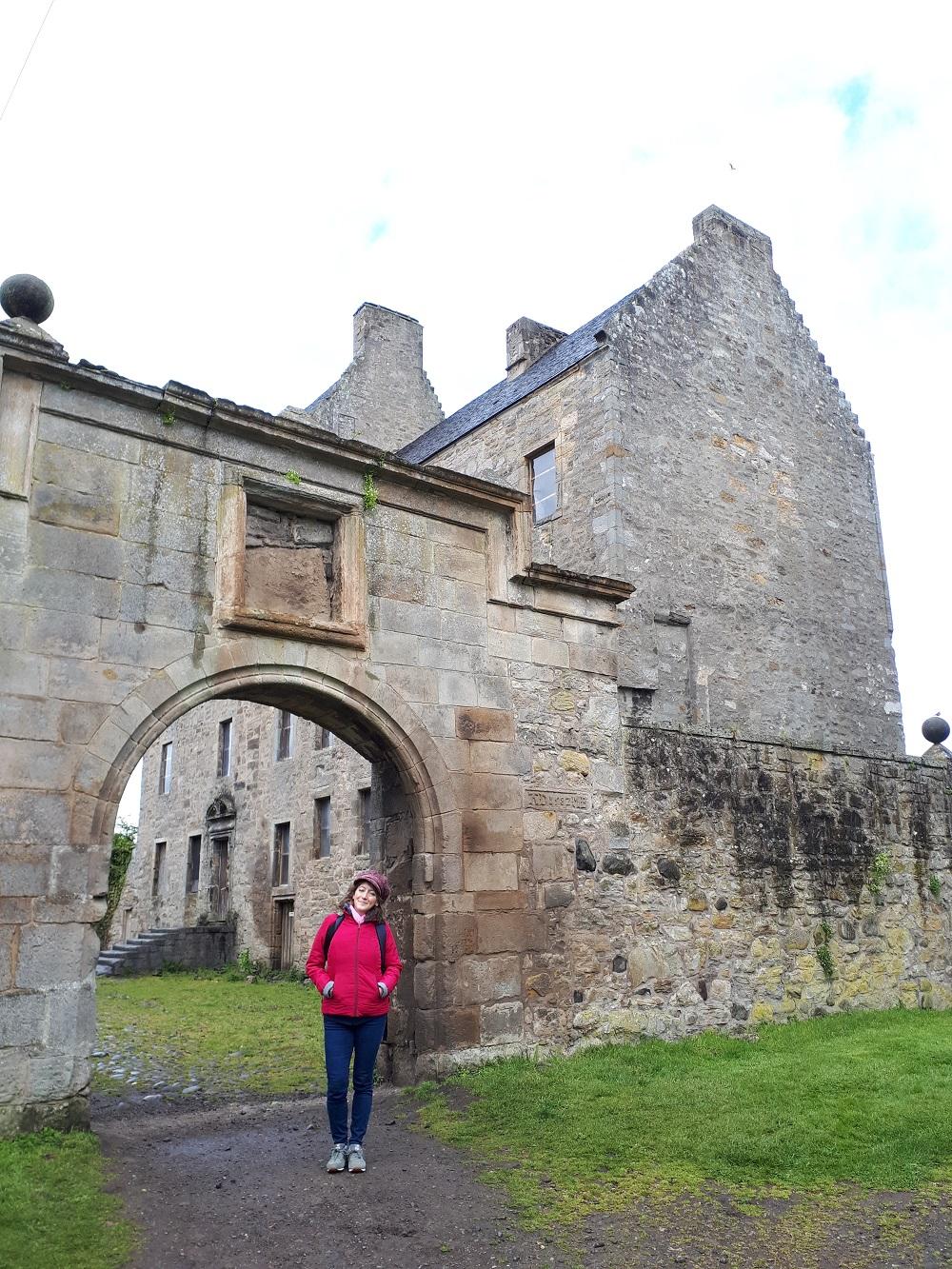 Midhope Castle - Lallybroch