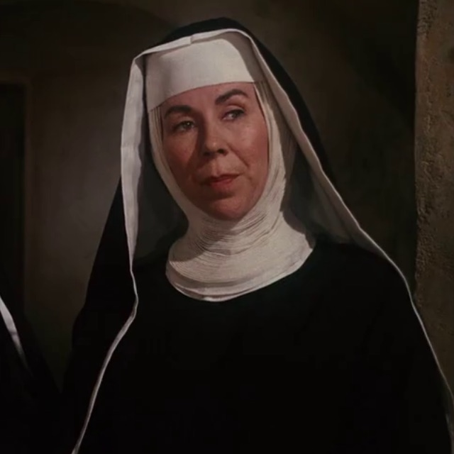 Portia Nelson in The sound of music