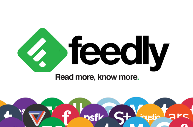 Feedly, la potenza dei feed RSS