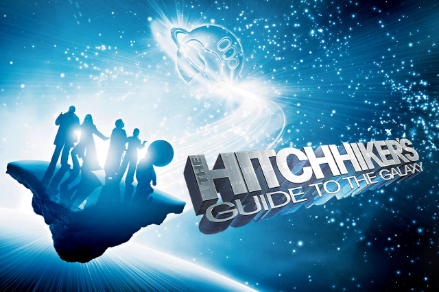 Guida galattica per autostoppisti - The Hitchhiker's Guide to the Galaxy - (C) 2005 Buena Vista (Disney)