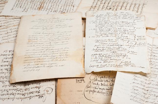Transkribus - riconoscimento dei manoscritti