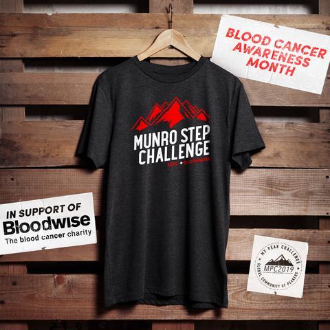 My Peak Challenge - Munro Step Challenge 2019