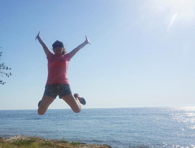 Ricominciare - My Peak Challenge Peaker Jump
